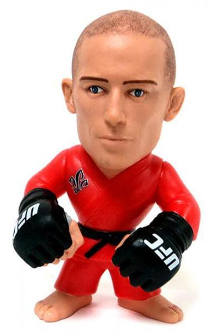 UFC Titans Georges St Pierre Vinyl Figure [Red Gi]