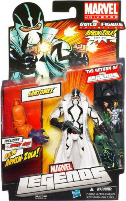 Marvel Legends Arnim Zola Series Fantomex Action Figure