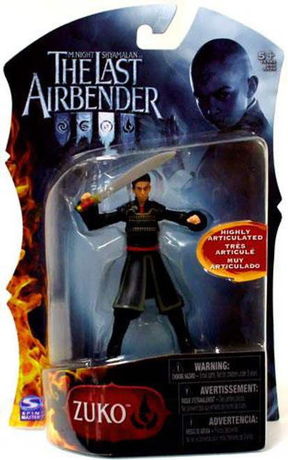 Avatar the Last Airbender Zuko Action Figure [Sword Only]