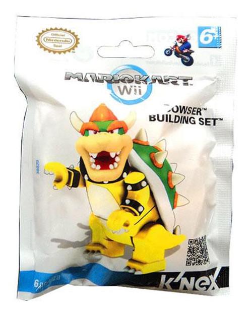K'NEX Super Mario Mario Kart Wii Bowser Set #38029