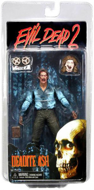 NECA Evil Dead 2 Ash Action Figure [Deadite]
