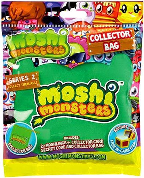 Moshi Monsters Moshlings Series 2 Mini Figure 2-Pack [With Collector Bag]