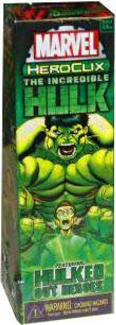 Marvel HeroClix Incredible Hulk Booster Pack