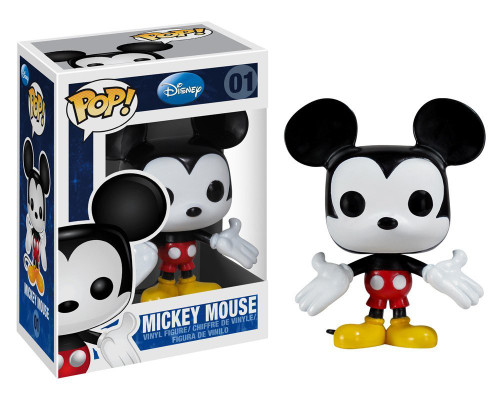 Funko POP! Disney Mickey Mouse Vinyl Figure #01