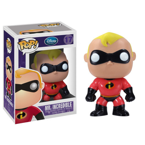 Funko Disney / Pixar Incredibles POP! Disney Mr. Incredible Vinyl Figure #17