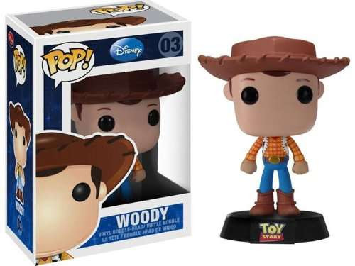Funko Toy Story POP! Disney Woody Vinyl Figure #03