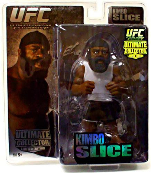 UFC Ultimate Collector Series 2 Kimbo Slice Action Figures [Limited Edition]