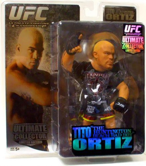 UFC Ultimate Collector Series 2 Tito Ortiz Action Figures [Limited Edition]