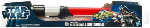 Star Wars Darth Vader Electronic Lightsaber [2012]