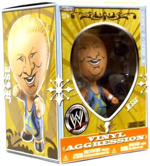 WWE Wrestling Vinyl Aggression Series 6 Jesse 3-Inch Vinyl Figure