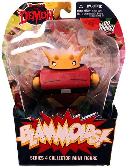 DC Blammoids Series 4 Etrigan the Demon Mini Figure