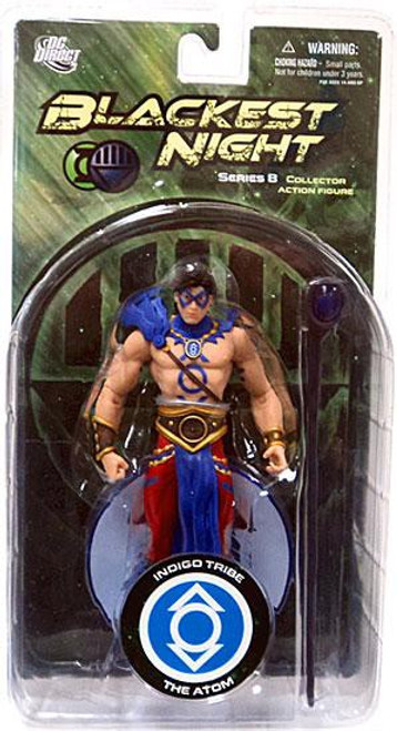 DC Green Lantern Blackest Night Series 8 Indigo Tribe The Atom Action Figure