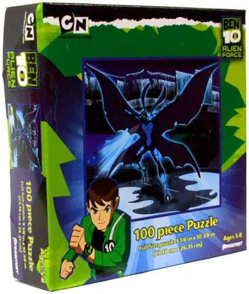 Ben 10 Alien Force Big Chill Puzzle [100 pieces]