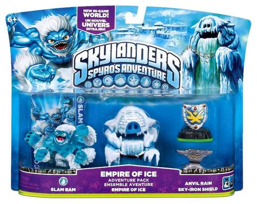 Skylanders Spyro's Adventure Empire of Ice Adventure Pack