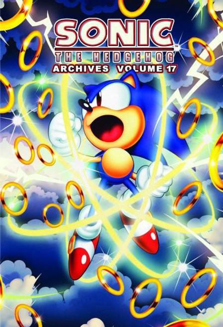 Sonic The Hedgehog Archives Volume 17 Trade Paperback
