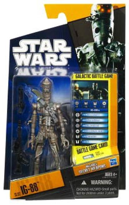 Star Wars The Empire Strikes Back Saga Legends 2010 IG-88 Action Figure SL02