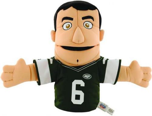NFL New York Jets Mark Sanchez 10-Inch Plush Puppet