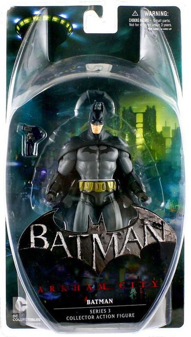 Arkham City Series 3 Batman Action Figure