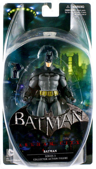 Arkham City Series 3 Batman Action Figure
