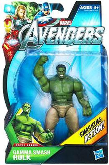 Marvel Avengers Movie Series Gamma Smash Hulk Action Figure