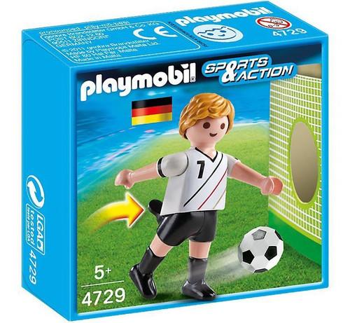Playmobil Sports & Action Germany Set #4729
