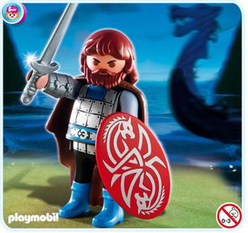 Playmobil Special Celtic Knight Set #4752