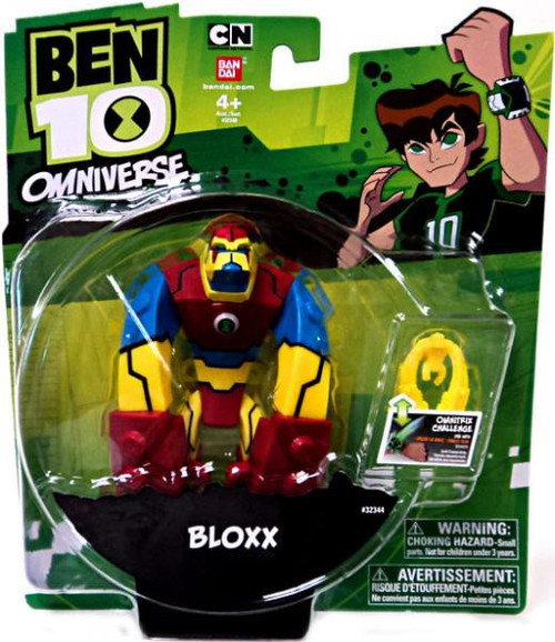 Ben 10 Omniverse Bloxx Action Figure
