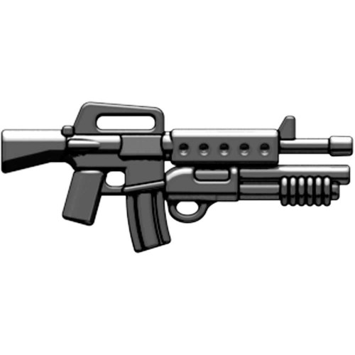 BrickArms M16-DBR Masterkey 2.5-Inch [Black]