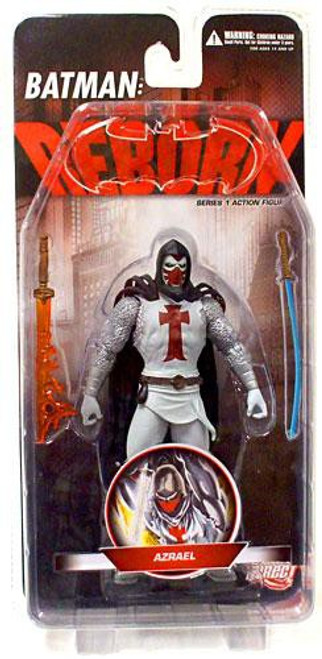 Batman Reborn Series 1 Azrael Action Figure