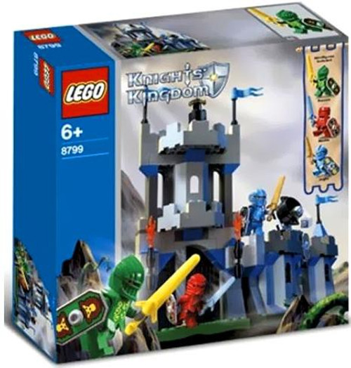 LEGO Knights Kingdom Knight's Castle Wall Set #8799