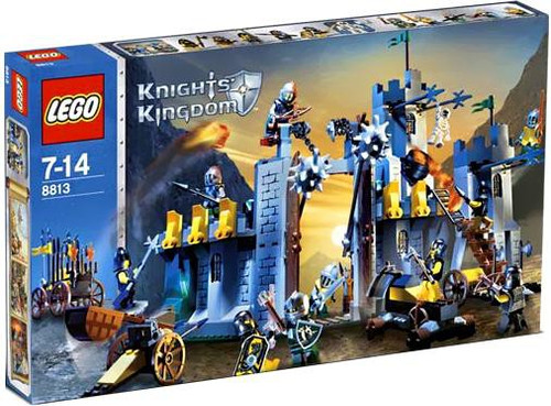 LEGO Knights Kingdom Battle At The Pass Set #8813