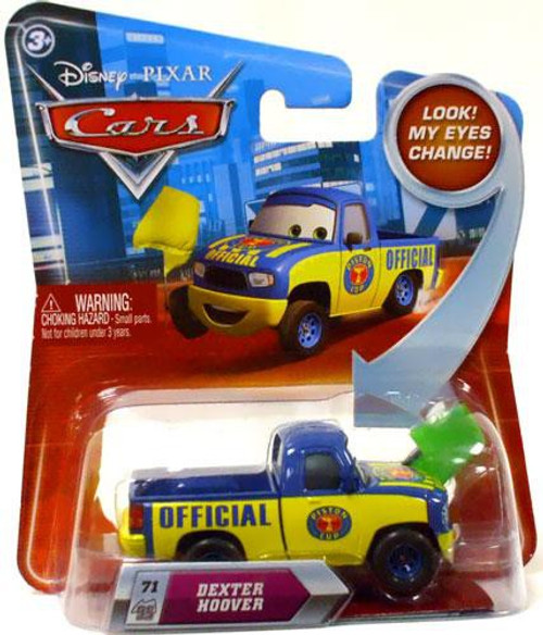 Disney / Pixar Cars Lenticular Eyes Series 2 Dexter Hoover Diecast Car