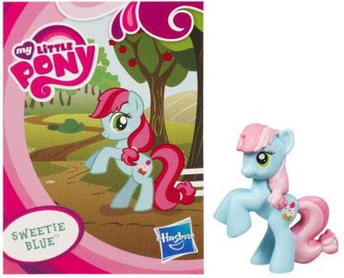 My Little Pony Series 1 Sweetie Blue 2-Inch PVC Figure