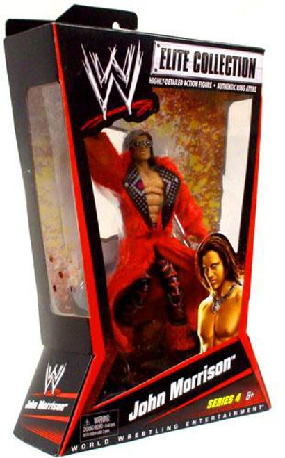 WWE Wrestling Elite Collection Series 4 John Morrison Action Figure