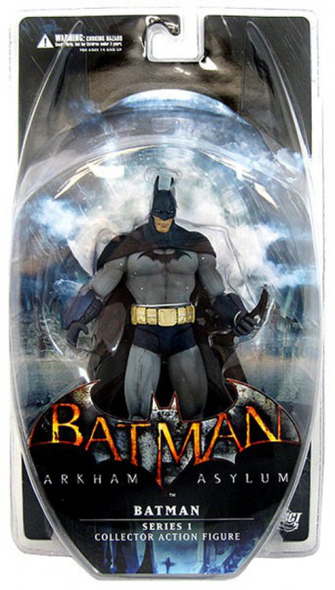 Arkham Asylum Batman Action Figure