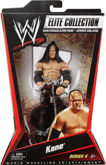 WWE Wrestling Elite Collection Series 4 Kane Action Figure