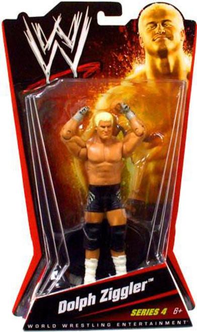 WWE Wrestling Series 4 Dolph Ziggler Action Figure