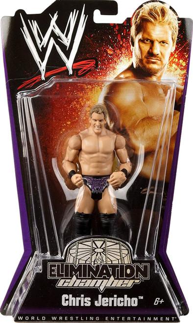 WWE Wrestling Elimination Chamber Series 1 Chris Jericho Action Figure