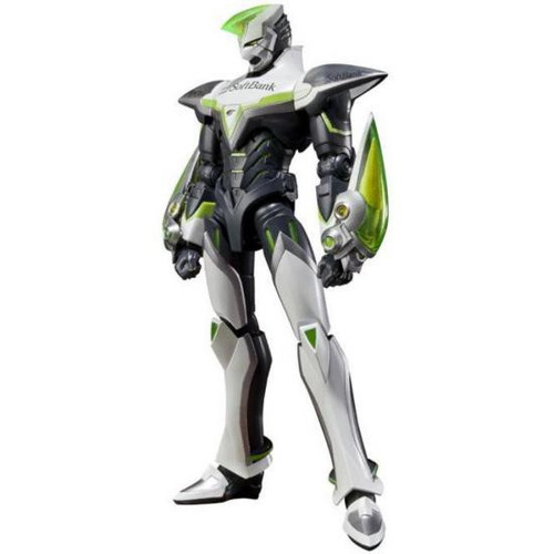 Tiger & Bunny S.H. Figuarts Wild Tiger Action Figure