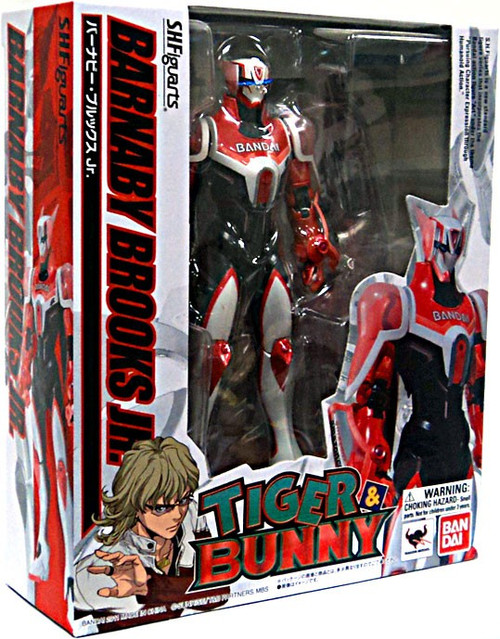 Tiger & Bunny S.H. Figuarts Barnaby Brooks Jr. Action Figure [Bunny]
