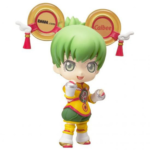 Tiger & Bunny Chibi-Arits Dragon Kid Figure