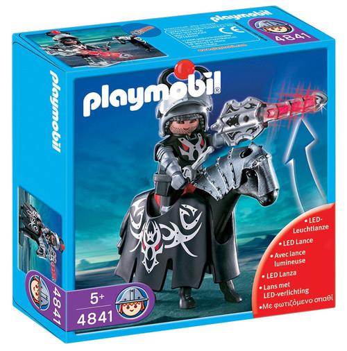 Playmobil Dragon Land Dragon Knight with LED Lance Set #4841