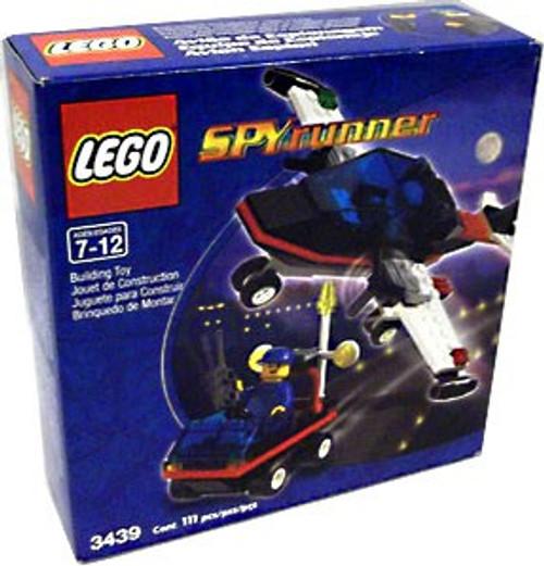 LEGO Spy Runner Set #3439