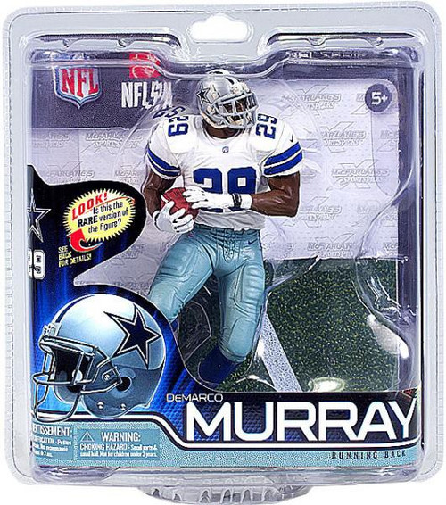 McFarlane Toys NFL Dallas Cowboys Sports Picks Series 31 DeMarco Murray Action Figure [White Jersey]