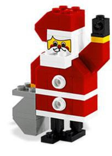 LEGO Santa Claus Mini Set #10068 [Bagged]