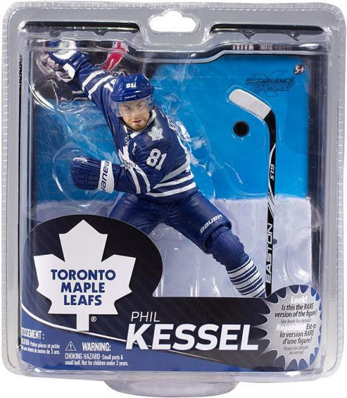 McFarlane Toys NHL Toronto Maple Leafs Sports Picks Series 31 Phil Kessel Action Figure [Blue Jersey]