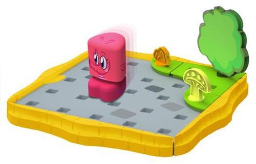 Moshi Monsters Bobble Bots Cobblestone Corner with Stanley Starter Set [250 Rox]