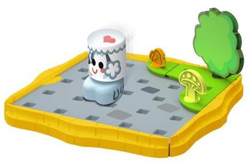 Moshi Monsters Bobble Bots Cobblestone Corner with Fifi Starter Set [250 Rox]