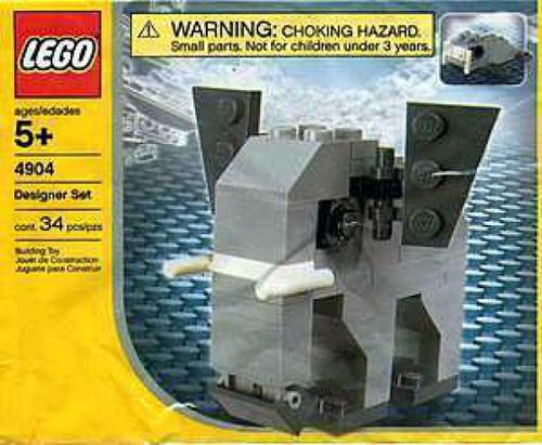 LEGO Elephant Mini Set #4904 [Bagged]