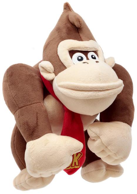 Super Mario Donkey Kong 10-Inch Plush